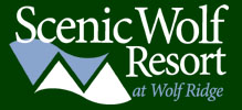 Scenic Wolf Mountain Resort