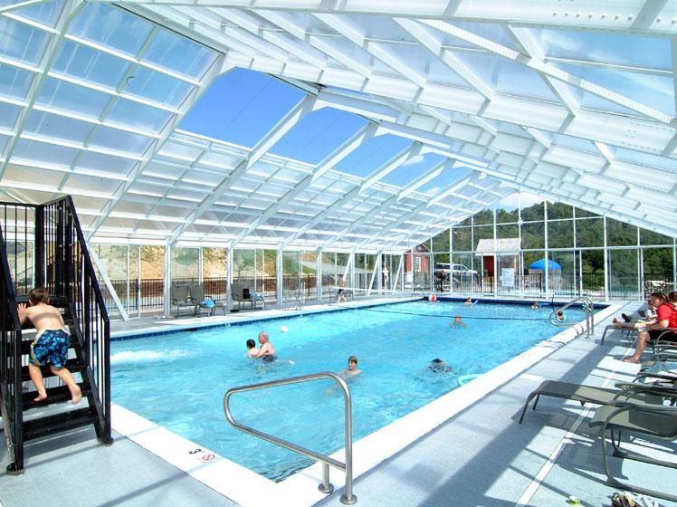 Scenic Wolf Resort | Resort Activities | Glass-Enclosed ...